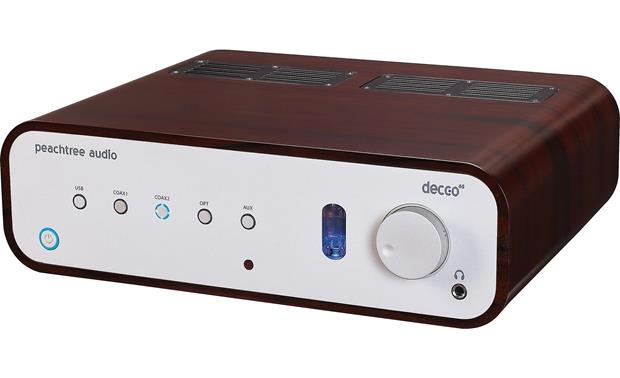 Peachtree Audio decco65 Front (Rosewood)