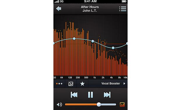 Denon AH-D400 Urban Raver™ Includes Denon Club app with graphic EQ