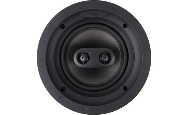 Klipsch R-2650-CSM II Front (Grille included, not shown)