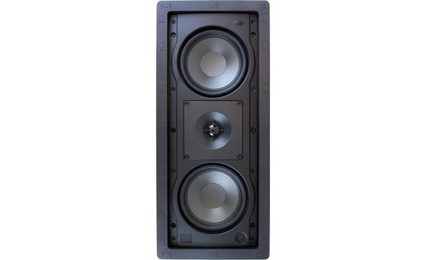 Klipsch R-2502-W II Front (Grille included, not shown)