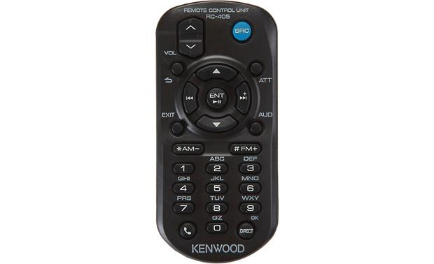 Kenwood KDC-BT952HD Remote