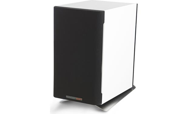 Paradigm SHIFT™ A2 Polar White Gloss (pictured with optional Paradigm speaker stand)