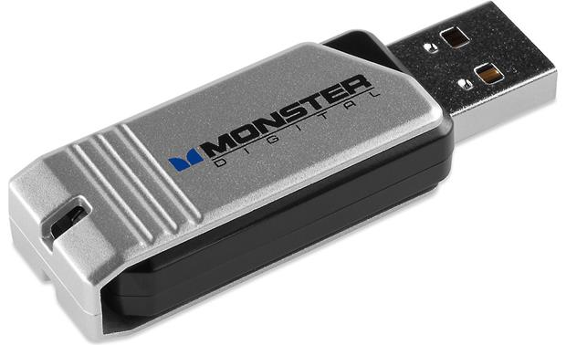 Monster Digital USB 2.0 Flash Drive Connector exposed