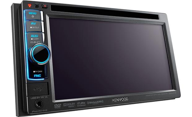 Kenwood DDX319 Other