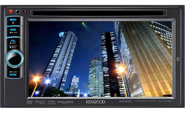 Kenwood DNX5190 Other