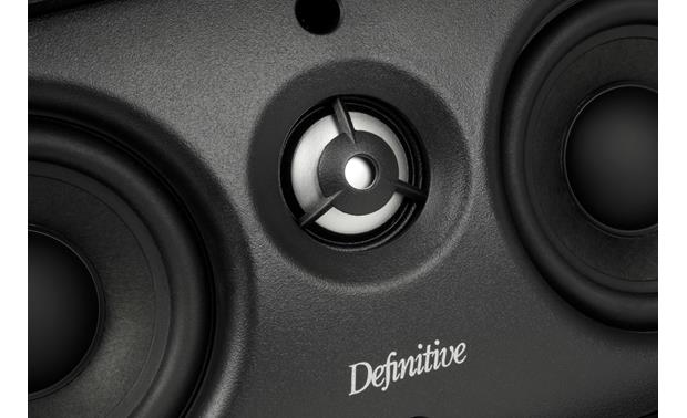 Definitive Technology ProCinema 400 3/4-inch pure aluminum dome tweeter
