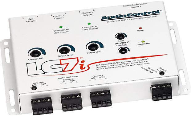 AudioControl LC7i Sierra White