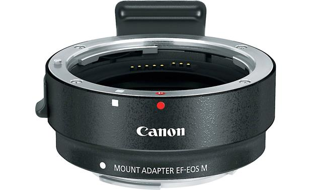 Canon EF-EOS M Lens Mount Adapter Front