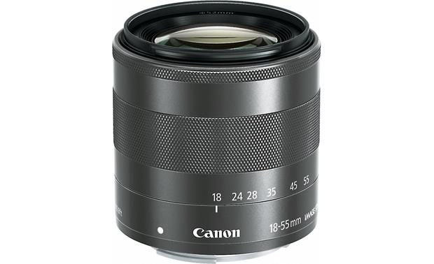 Canon EF-M 18-55mm f/3.5-5.6 Lens Front
