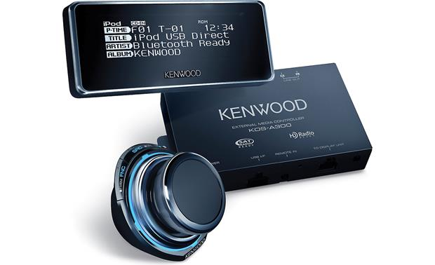 Kenwood Satellite Radio Kit Front