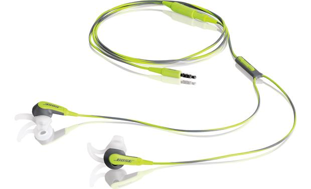 bose sport earphones. bose® sie2i sport headphones front bose earphones