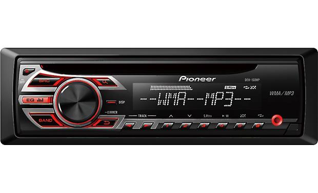 Pioneer DEH-150MP Front
