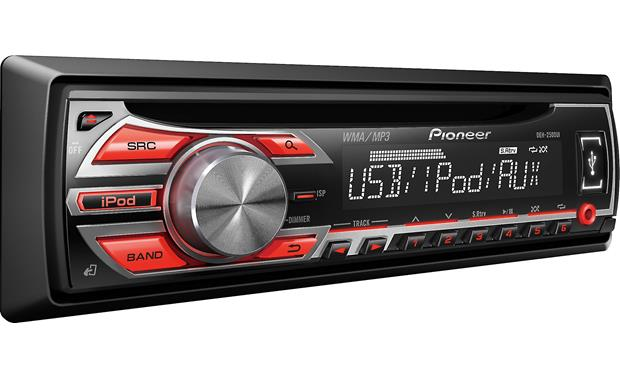 Pioneer DEH-2500UI Other