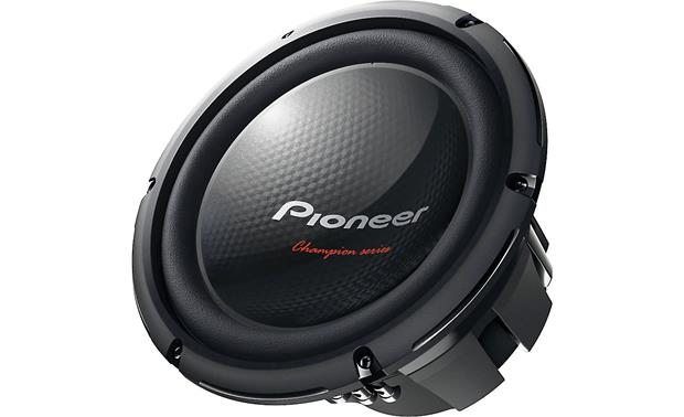 Pioneer TS-W260D4 Front
