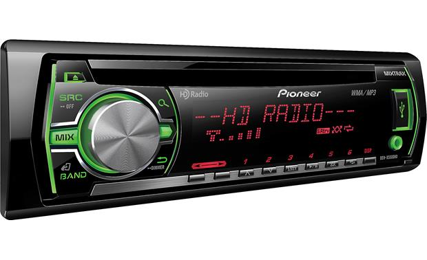 Pioneer DEH-X5500HD Other
