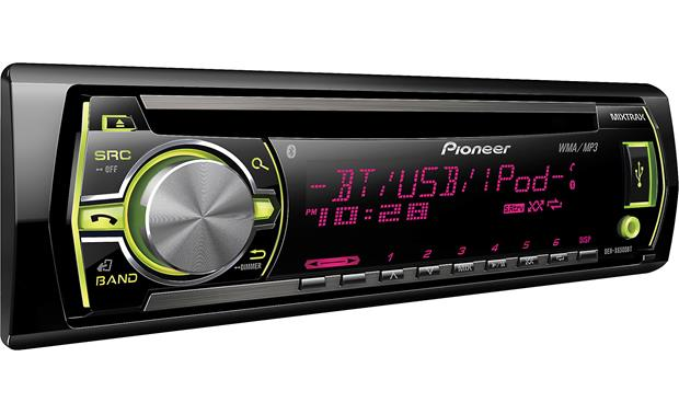 Pioneer DEH-X6500BT Other