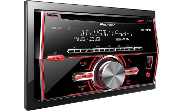 pioneer fh-x700bt cd receiver at crutchfield  crutchfield