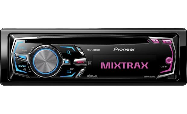 Pioneer DEH-X7500HD Front