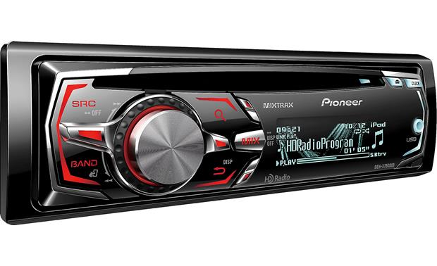 Pioneer DEH-X7500HD Other