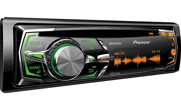 Pioneer DEH-X8500BH Other