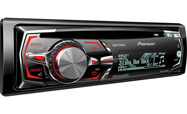 Pioneer DEH-X8500BS Other