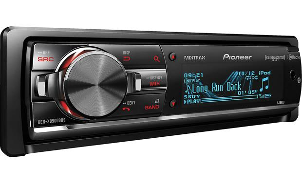 Pioneer DEH-X9500BHS Front