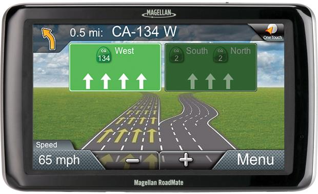 Magellan RoadMate 9250T-LMB Other