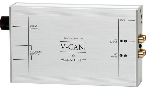 Musical Fidelity V-CAN II Front