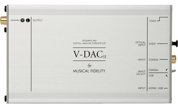 Musical Fidelity V-DAC II Other