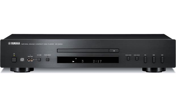 yamaha cd s300 single disc cd player usb port for ipod