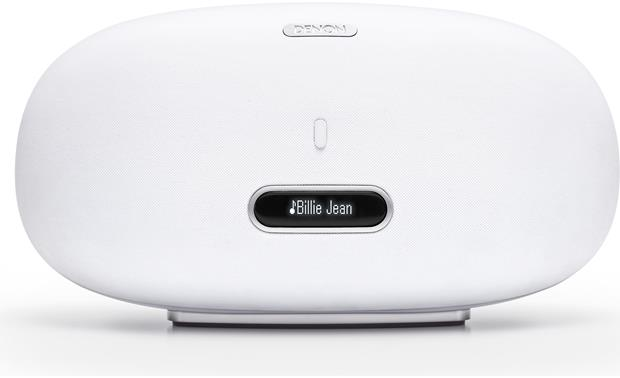 Denon DSD-500 Cocoon Home White - front
