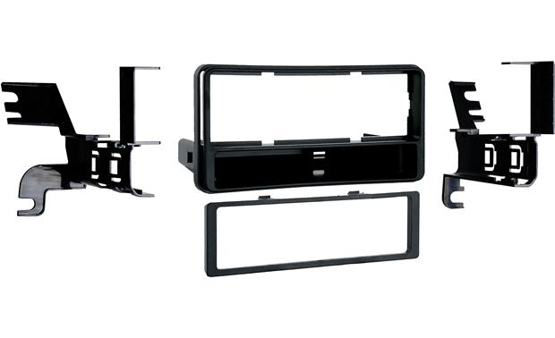 Metra 99-8234 In-dash Receiver Kit Kit package with included brackets