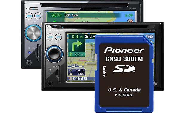 Pioneer CNSD-300FM Front