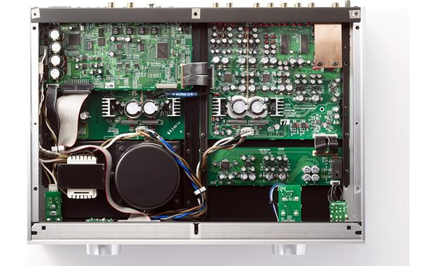 Onkyo P-3000R Internal circuitry