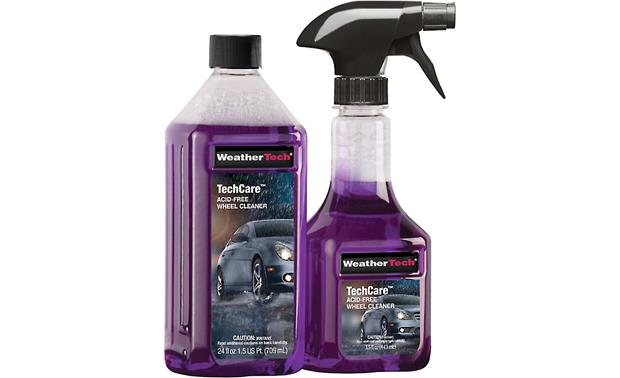 WeatherTech® TechCare™ Acid-Free Wheel Cleaner Kit Front