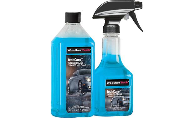 WeatherTech® TechCare™ Exterior Glass Cleaner Front
