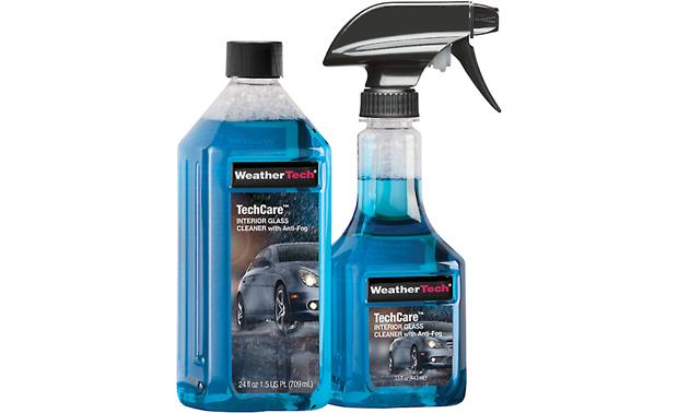 WeatherTech® TechCare™ Interior Glass Cleaner Kit Front