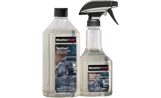 WeatherTech® TechCare™ Carpet Cleaner with SpotTech Kit Front