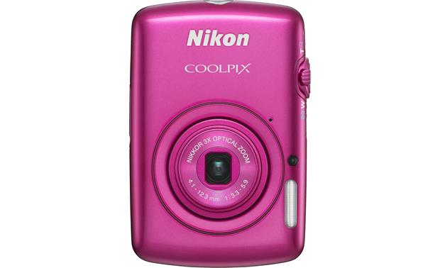 Nikon Coolpix S01 Ultra-slim design for portability