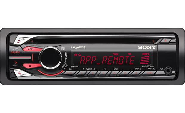 sony cdx-gs500r other