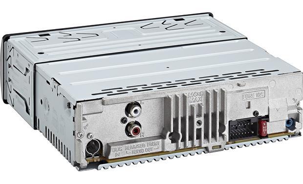 Sony Cdx Gt270mp Cd Receiver At Crutchfield, Sony Cdx Gt270 Wiring Diagram