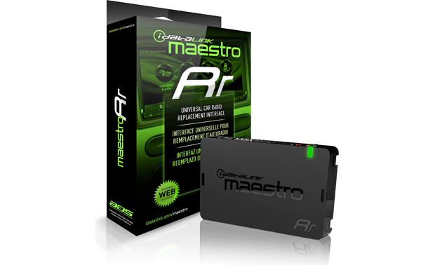 iDatalink Maestro RR Interface Module Module with packaging