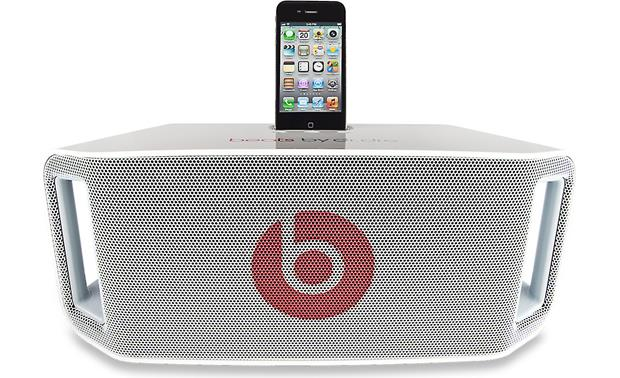 Beats by Dr. Dre™ Beatbox Portable™ White (iPhone not included)