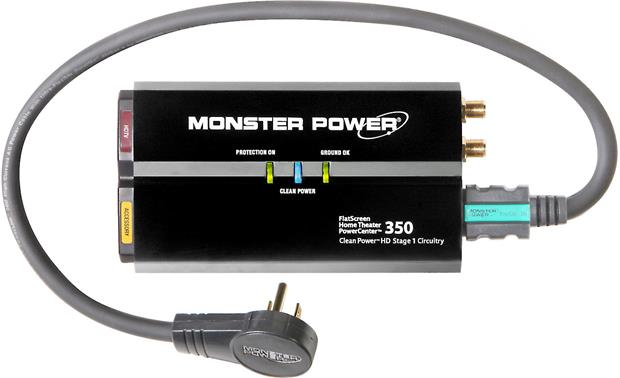 Monster Power® HTS 350 Front