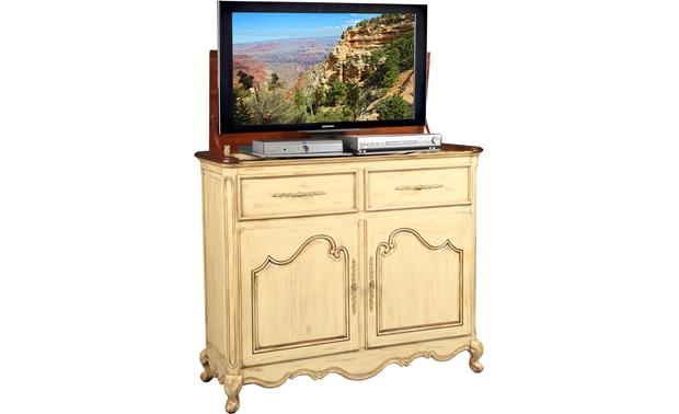 UpLift Belle Weathered cream (TV and components not included)