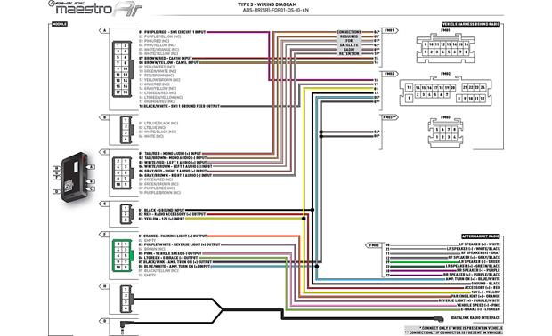 g700ADSPKG o_diagram3 maestro rr wiring diagram diagram wiring diagrams for diy car viper 5806v wiring diagram at bayanpartner.co