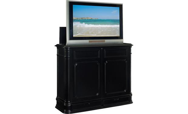 UpLift Crystal Pointe Black (TV not included)