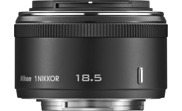 Nikon 18.5mm f/1.8 1 Nikkor Front (Black)