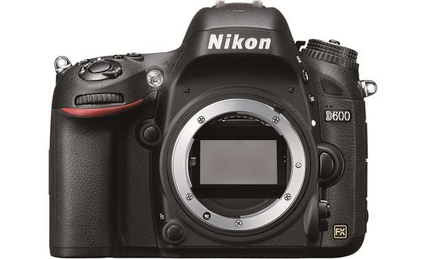 Nikon D600 (no lens included) Front