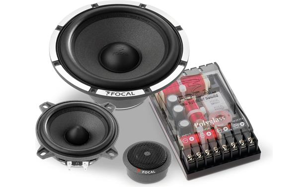 Focal Performance P165V33 Front